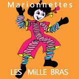 Logo Marionnettes Les Mille Bras